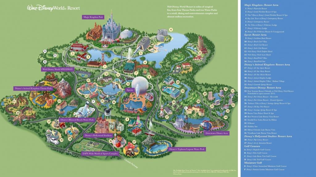 10 Budget Friendly Disney World Magical Experiences - The Magic - Disney Florida Maps 2018