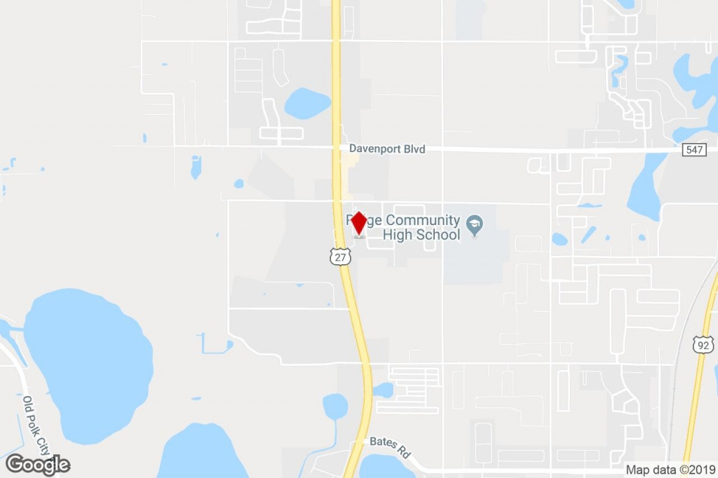 131 Webb Dr, Davenport, Fl, 33837 - Medical Property For Sale On - Google Maps Davenport Florida