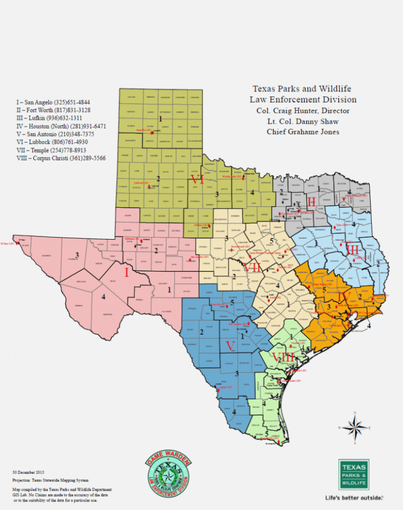 15 Facts About Texas Parks | Realty Executives Mi : Invoice And - Texas Parks And Wildlife Map