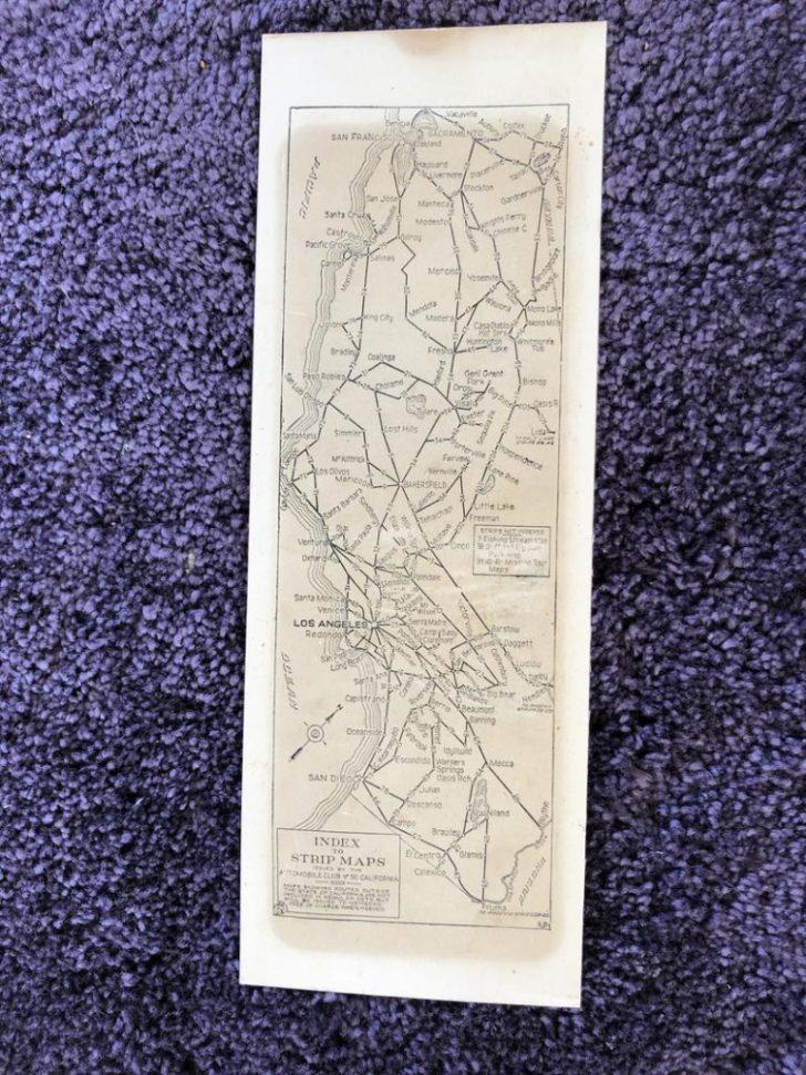 Aaa California Map