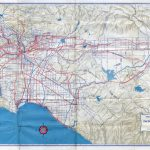 1947 Pacific Electric System Map   Pacific Electric Railway   Southern California Train Map