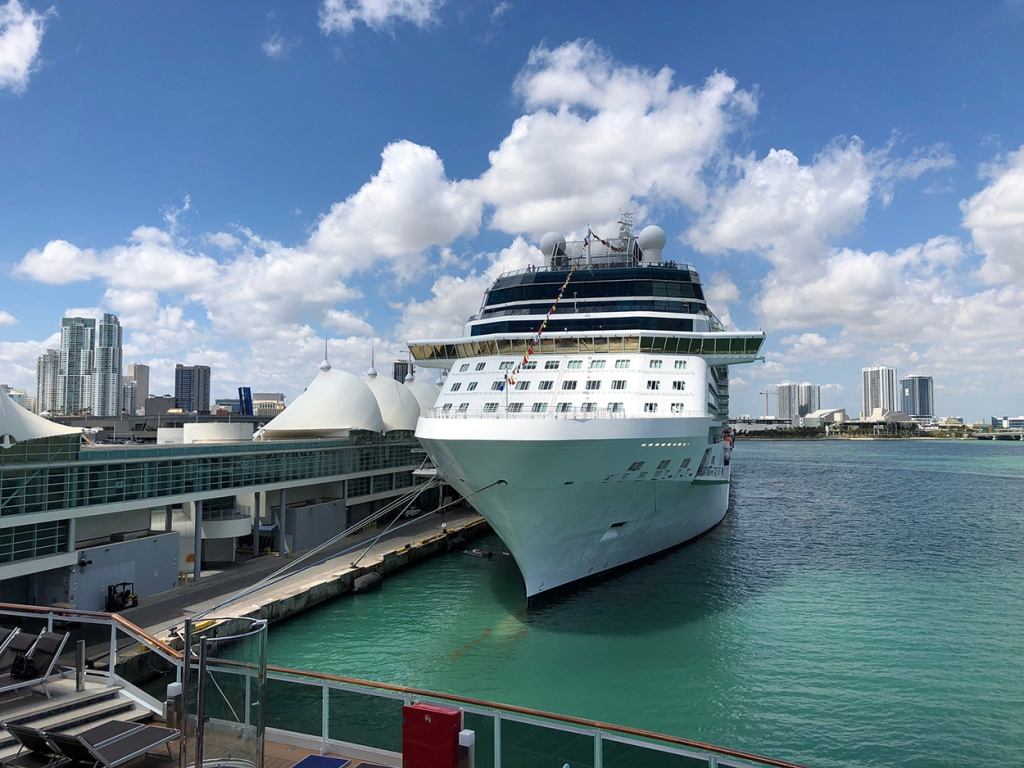 20 Cruise Ports You Can Drive To In The United States | Talking Cruise - Map Of Carnival Cruise Ports In Florida