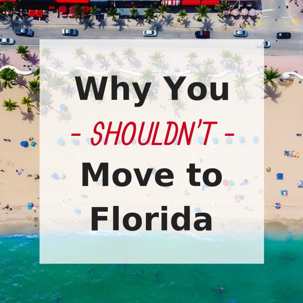 20 Reasons Not To Move To Florida | Toughnickel - Medicare Locality Map Florida