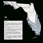 2010 Wind Maps   Florida Wind Zone Map 2017
