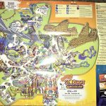 2011 Kings Dominion Map C2 A9Nick Cox California S Great America 6   California\'s Great America Map