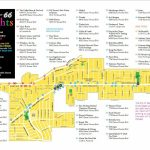 2011 Tour Map Of Neon Signs In West Hollywood, Ca   Member's Gallery   Map Of West Hollywood California