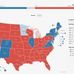 2016 Electoral Map And Presidential Election Results: Republican - 2016 Printable Electoral Map