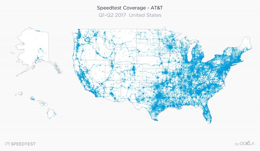 2017 United States Speedtest Market Report - Verizon Internet Coverage Map Texas