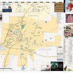 2018 Edition Map Of Atlanta, Tx   Atlanta Texas Map
