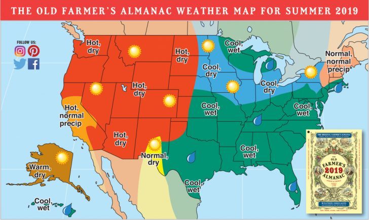 Florida Weather Map With Temperatures