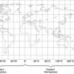 23 World Map With Latitude And Longitude Lines Pictures   Printable World Map With Latitude And Longitude