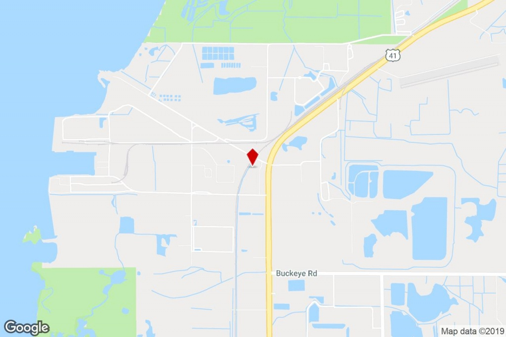 2350 S Dock St, Palmetto, Fl, 34221 - Warehouse Property For Sale On - Palmetto Florida Map
