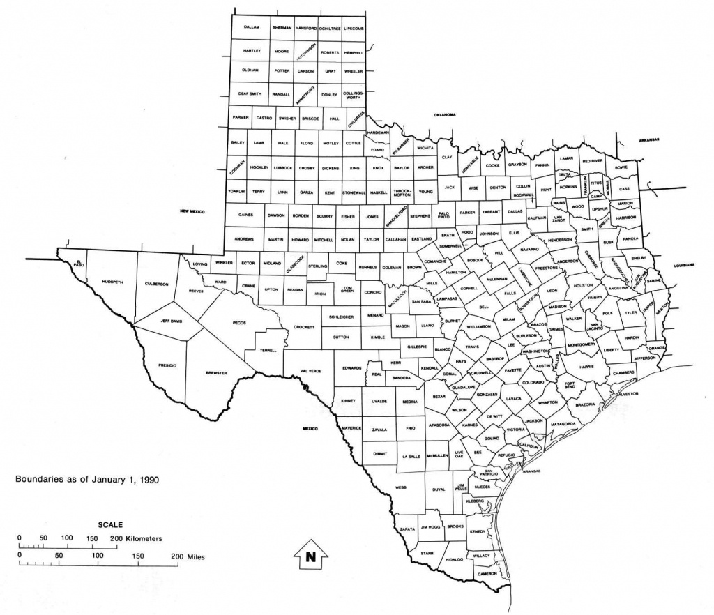 24 Texas Map With County Lines Pictures – Cfpafirephoto - Texas Map With County Lines