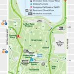 27 Things To Do In Central Park | Free Toursfoot   Nyc Walking Map Printable