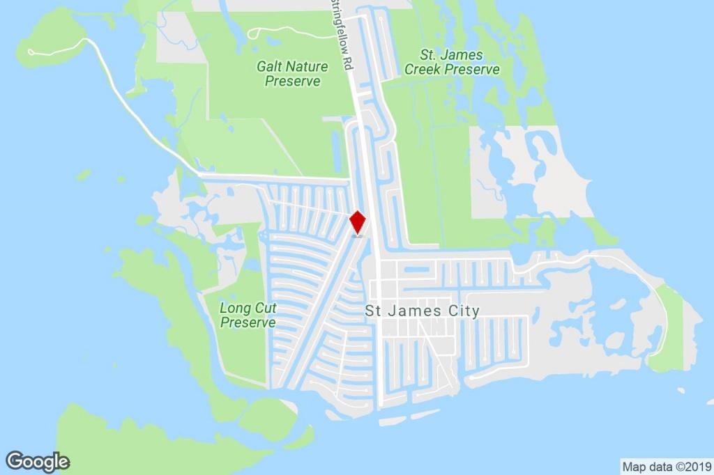 2921 Sanibel Blvd, Saint James City, Fl, 33956 - Property For Sale - St James Florida Map