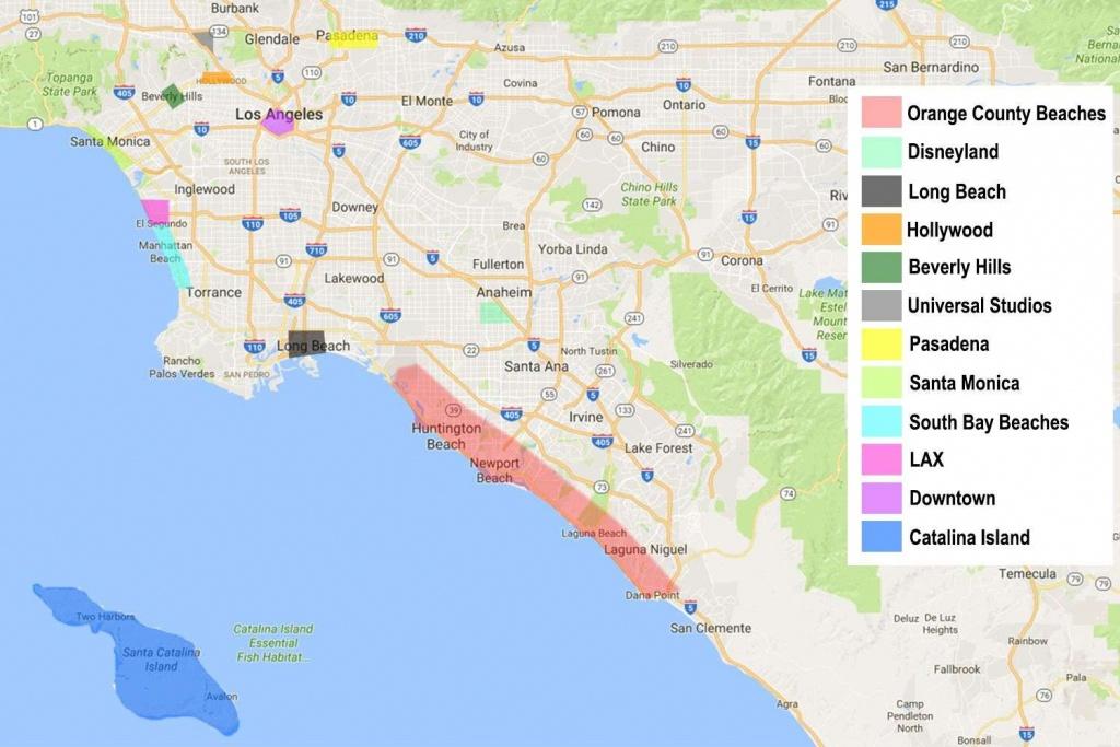 30 San Pedro California Map Stock – Cfpafirephoto - San Pedro California Map
