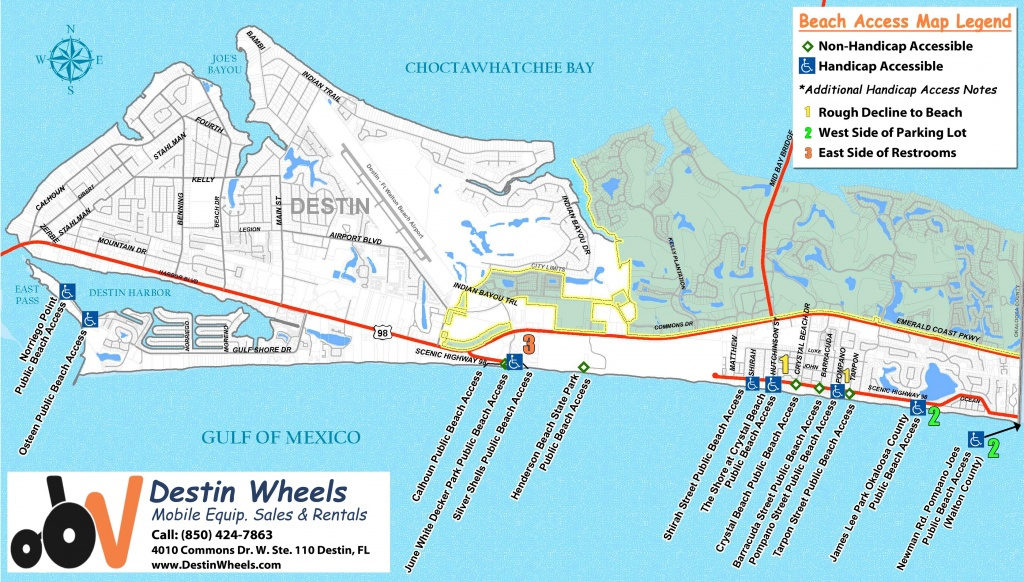 30A & Destin Beach Access - Destin Wheels Rentals In Destin, Fl - Google Maps Destin Florida