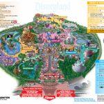 31 Model Disneyland Florida Map – Bnhspine   Printable Disneyland Map 2015