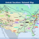 5 Iconic Train Journeys To Check Off Your Bucket List | Amtrak Vacations - California Zephyr Route Map