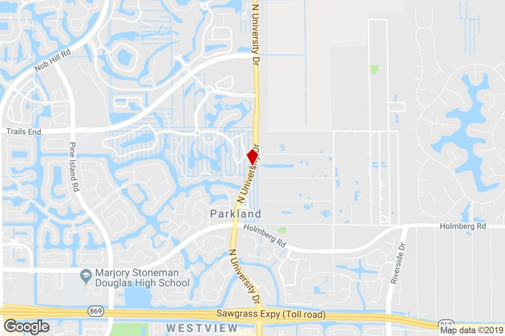 5969 & 5963 Nw 77Th Terrace, Parkland, Fl, 33067 - Residential (Land - Parkland Florida Map
