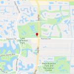 6455 S Jog Rd, Lake Worth, Fl, 33467 - Service Station Property For - Lake Worth Florida Map