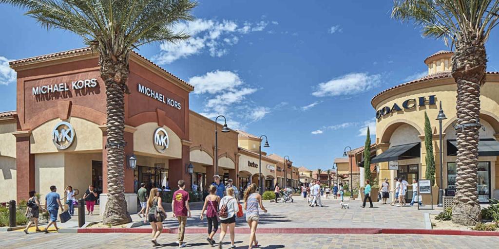 7 Big-Bargain Outlet Malls | Visit California - Southern California Outlet Malls Map
