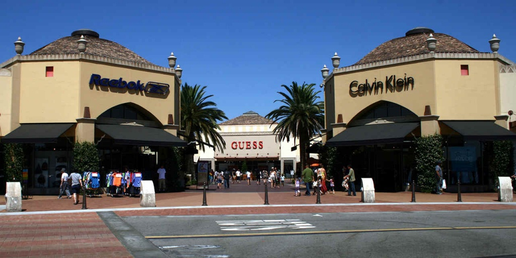 7 Big-Bargain Outlet Malls | Visit California - Southern California Outlet Malls Map