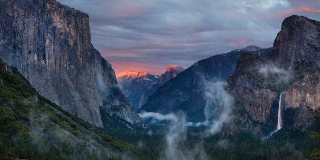 9 Great National Parks | Visit California - Southern California National Parks Map