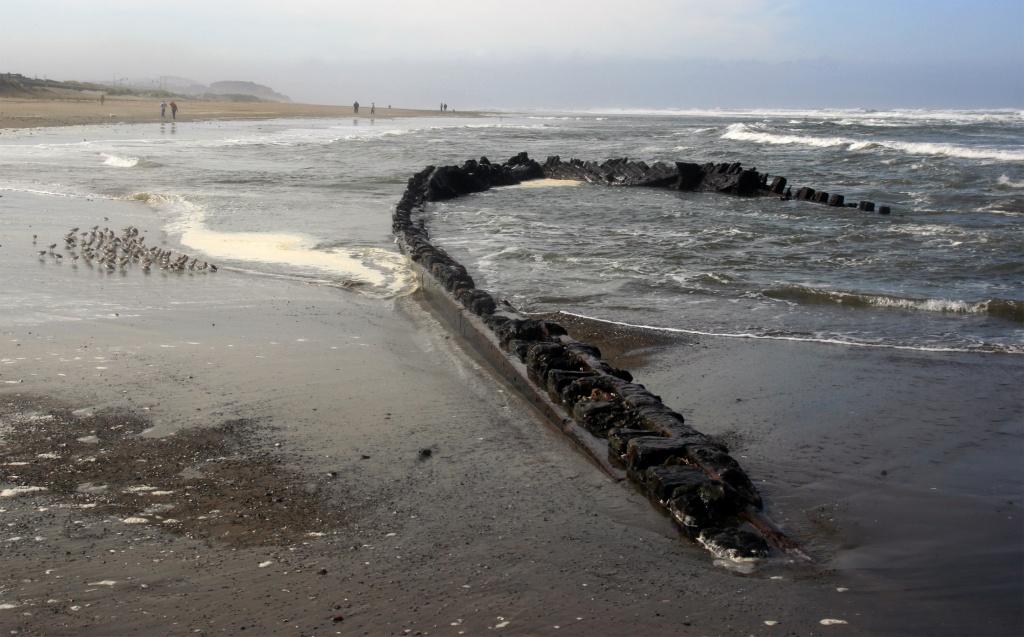 9 Shipwrecks In California You Can See - California Beaches - California Shipwreck Map