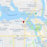 935 Townhall Ave, Jupiter, Fl, 33458   Loft/creative Space Property   Jupiter Island Florida Map