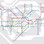 A Guide To Alternative London Tube Maps | Londonist   Printable London Tube Map Pdf