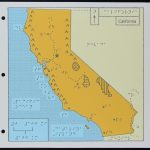 A Map Of California For The Blind | Kcet   Picture Of California Map