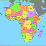 Africa Map | Maps Of Africa   Free Printable Political Map Of Africa