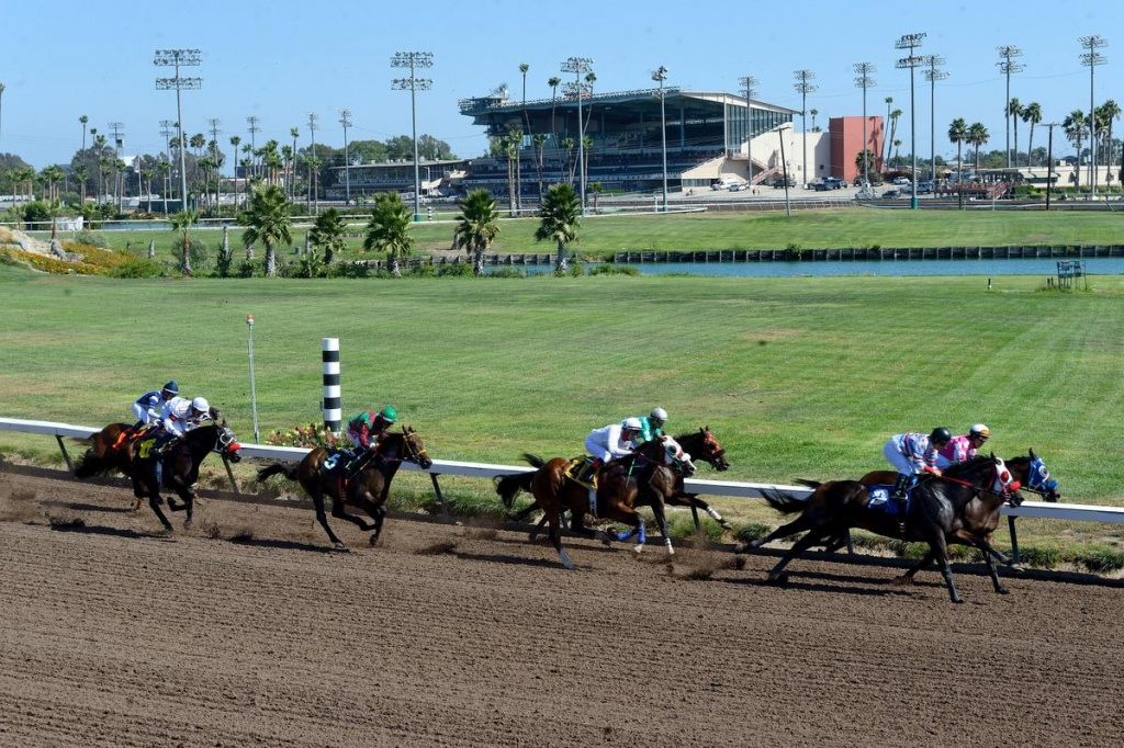 After Horse Racing Stops At Los Alamitos, What Happens To The 170 - Horse Race Tracks In California Map