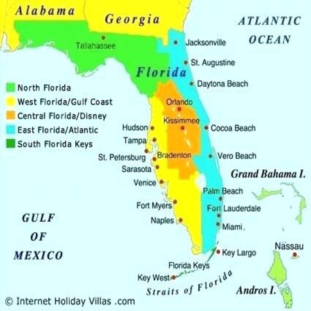 Alabama Florida Beach Map - The Most Beautiful Beach 2017 - Map Of Alabama And Florida Beaches