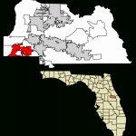 Altamonte Springs, Florida - Wikipedia - Map Of Seminole County Florida