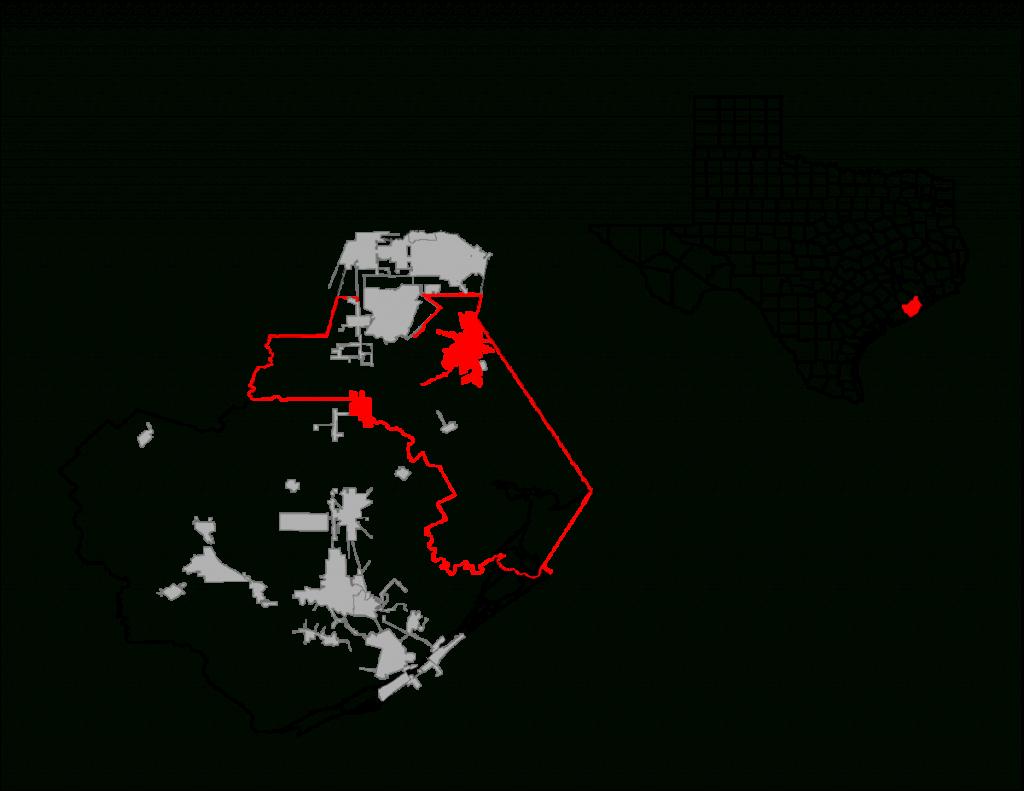 Alvin, Texas - Wikipedia - Alvin Texas Map