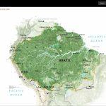 Amazonia Under Threat > Stamen Design   National Geographic Printable Maps