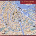 Amsterdam Map   Detailed City And Metro Maps Of Amsterdam For   Printable Map Of Amsterdam