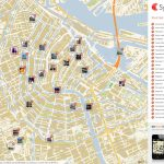 Amsterdam Printable Tourist Map | Sygic Travel   Printable Map Of Boston Attractions