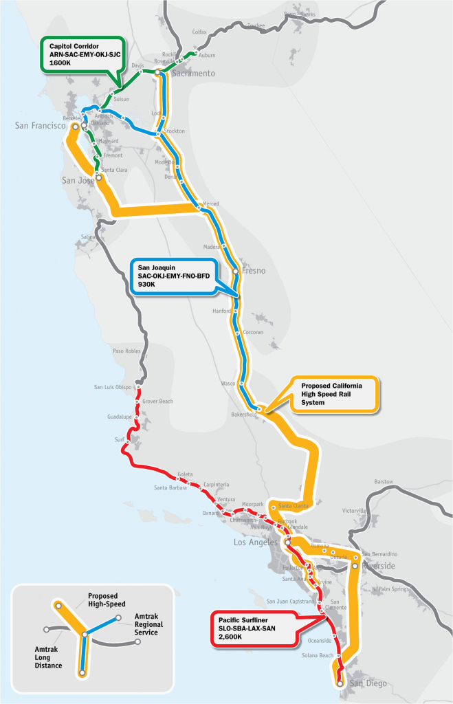 Amtrak Station Map California Our Maps America 2050 – Secretmuseum - Amtrak California Map