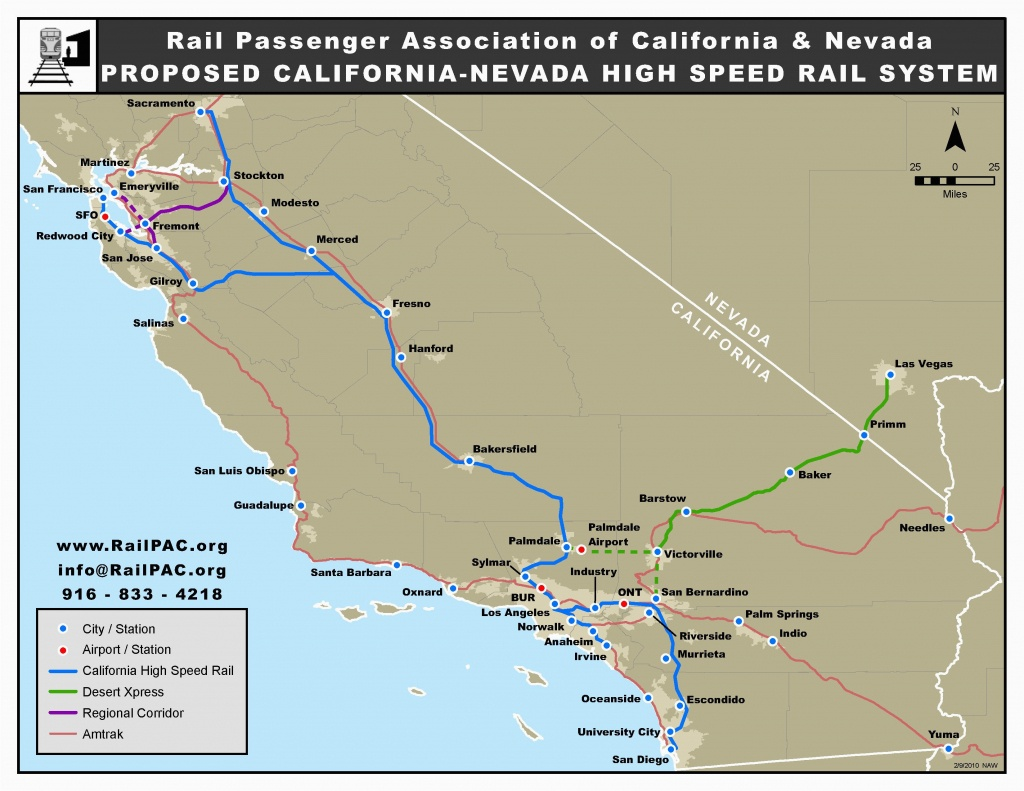 Amtrak Stations In California Map Amtrak Map Southern California - Southern California Map Printable