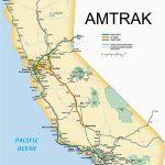 Amtrak Stations In California Map California Amtrak Route Map Www   Amtrak California Map Stations