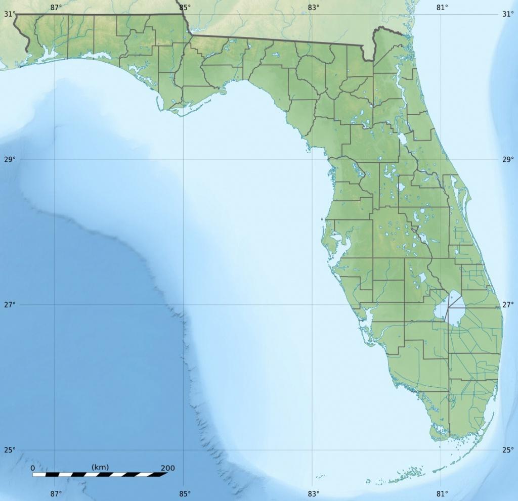 Anastasia Island - Wikipedia - Treasure Island Florida Map