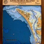 Anna Maria Medium – 7 Layers – 20″ X 24″ | Island Laser Design - Anna Maria Island In Florida Map