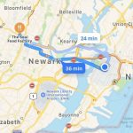 Apple Maps 101: How To Avoid Highways During Driving Directions   Printable Driving Directions Map