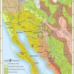 Arizona Sonora Desert Museum's Conservation Education & Science   California Desert Map