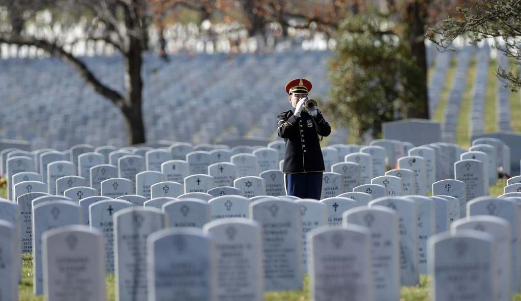 As Arlington Cemetery Runs Out Of Room, Lawmakers Eye Restricting - Arlington Cemetery Printable Map