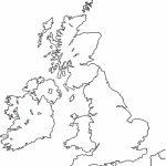 Astakos State Primary School   Scuola Primaria Statale Di Astakos   Outline Map Of England Printable