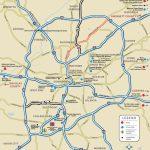 Atlanta Area Map - Printable Map Of Atlanta